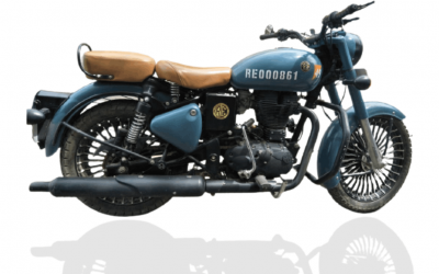 SECOND HAND 2018 ROYAL ENFIELD CLASSIC 350-ABS - MotorBhai